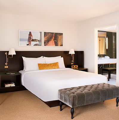 Park MGM guest room